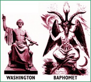 Washington ve Baphomet